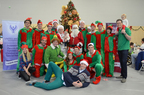 Alterra Elves!.  (PRNewsFoto/Alterra, Inc.)