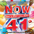 The world's best-selling, multi-artist album series, NOW That's What I Call Music!, will release 'NOW That's What I Call Music! Vol. 41' on February 7.  'NOW 41' will be available on CD and for download purchase from all major digital service providers.   www.nowthatsmusic.com.  (PRNewsFoto/EMI Music / Sony Music Entertainment / Universal Music Group)