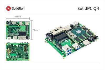 SolidPC Q4 Carrier for MicroSoM IB8000
