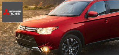 Mitsubishi Outlander remains the industry-tested option for a safe and reliable sport utility. (PRNewsFoto/Continental Mitsubishi)