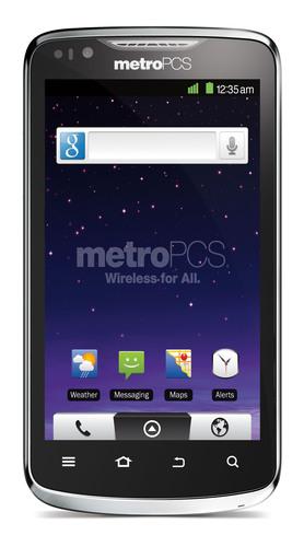 MetroPCS Adds ZTE Anthem™ 4G to its Expanding 4G LTE Smartphone Portfolio
