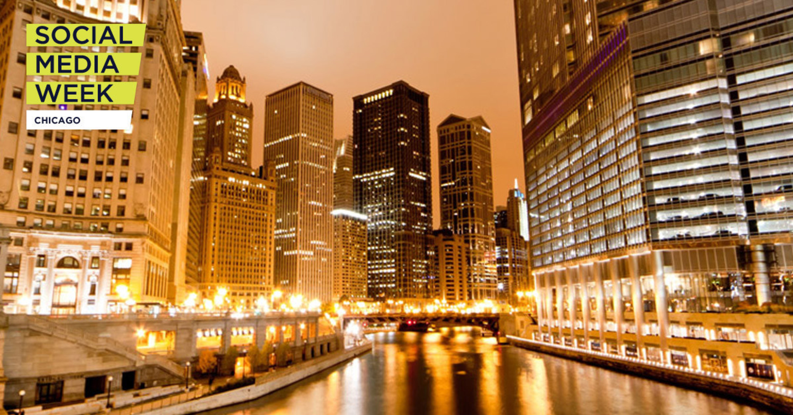 Social Media Week will be coming to Chicago November 16-20, 2015.