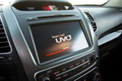 CarBuyersExpress.com offers a large selection of new and used Kia vehicles and the new UVO system will offer Google Maps API to their navigation systems this year.  (PRNewsFoto/CarBuyersExpress.com)