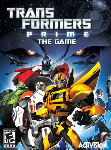 Kids' Hit Cartoon Series Comes To Life With Activision Publishing's TRANSFORMERS PRIME(TM) Video Game -  ...