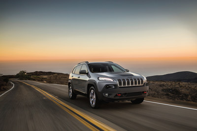 Jeep Cherokee Trailhawk makes history in Japan