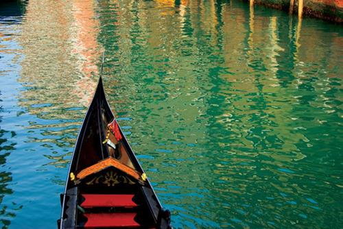 Gondola Photograph by Michael K. Yamaoka.  (PRNewsFoto/Michael K. Yamaoka)
