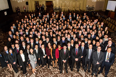 Participating Teams in the 2014 CFA Research Challenge Americas Regional Final.  (PRNewsFoto/CFA Society Colorado)