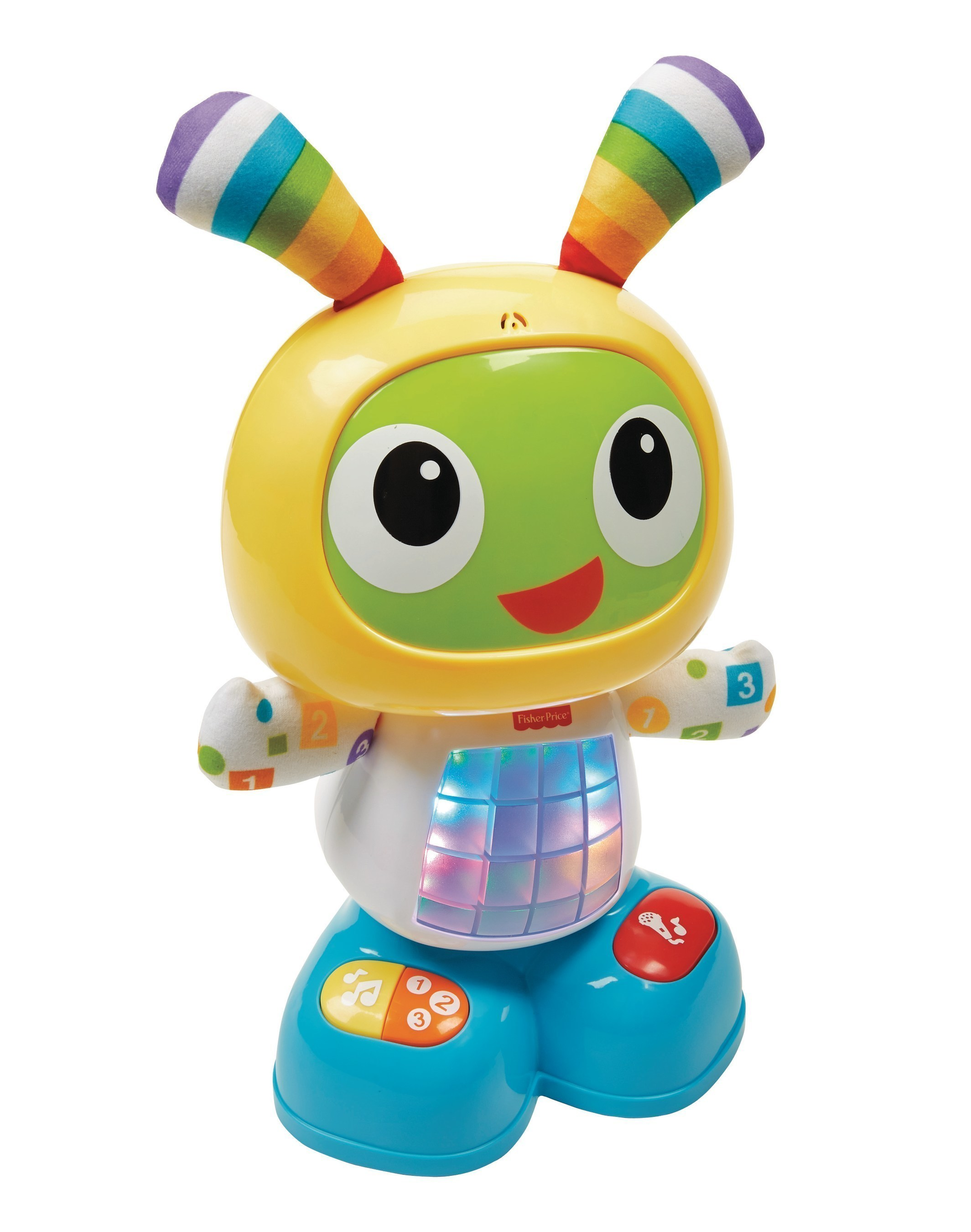 Mattel Wins Toy Of The Year Award For The Fisher Price Bright Beats