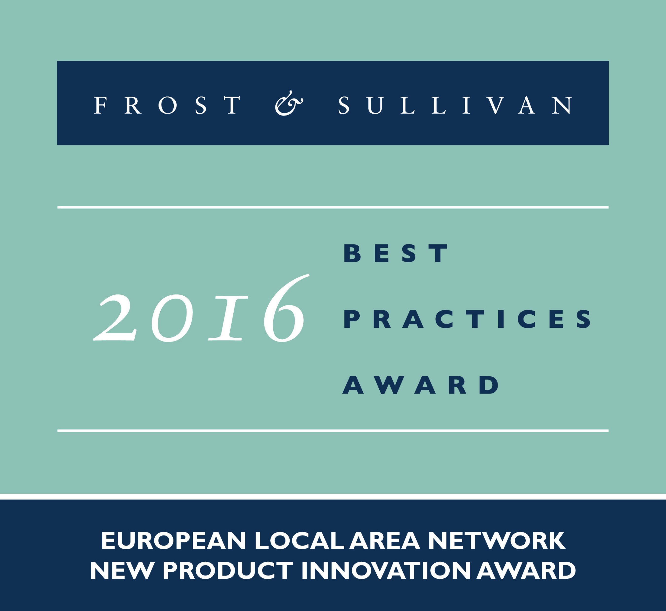 Frost & Sullivan Awards Nokia for its Passive Optical LAN Solution leveraging leading-edge technologies