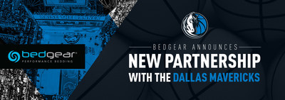 Mavs Partner With Bedgear For Enhanced Athletic Performance