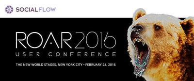 Roar - The SocialFlow User Conference