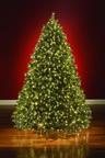 Hammacher Schlemmer Offers Lifelike Prelit Christmas Trees.  (PRNewsFoto/Hammacher Schlemmer)
