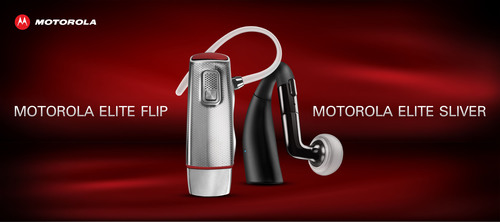 Motorola Mobility Introduces the World's Most Advanced Wireless Headsets With Bluetooth® Technology