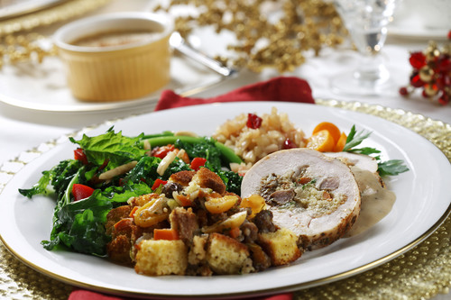 This diabetes-friendly, heart-healthy meal is part of the CanolaInfo Healthy Holiday Recipe Collection by ...