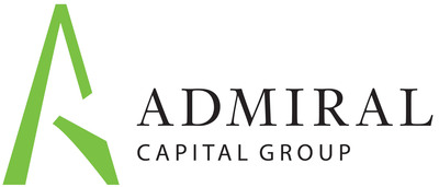 Admiral Capital Group.  (PRNewsFoto/Admiral Capital Group)