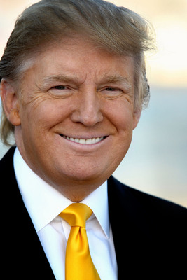 Donald J. Trump. (PRNewsFoto/Oakland County Republican Party) (PRNewsFoto/OAKLAND COUNTY REPUBLICAN PARTY)