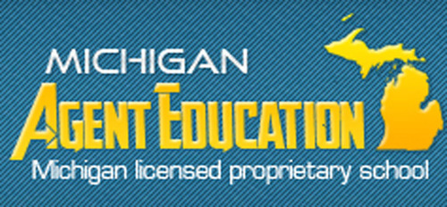 Michigan Agent Education Announces the Launch of its New Online Michigan Real Estate License Program.  (PRNewsFoto/Michigan Agent Education)