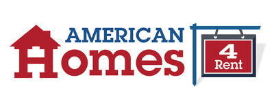 """American Homes 4 Rent is a leader in the single-family home rental industry and """"American Homes 4 Rent"""" is fast becoming a nationally recognized brand for rental homes, known for high quality, good value and tenant satisfaction. We are an internally managed Maryland real estate investment trust, or REIT, focused on acquiring, renovating, leasing, and operating attractive single-family homes as rental properties. As of March 31, 2014, we owned 25,505 single-family properties in selected submarkets in 22 states. Additional information about American Homes 4 Rent is available on our website at www.americanhomes4rent.com. (PRNewsFoto/American Homes 4 Rent)"""