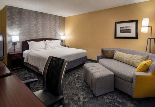 The Courtyard San Francisco Airport/Oyster Point Waterfront has just completed a major room renovation project that adds intuitive features and thoughtful touches to already comfortable accommodations. Reimagined rooms proudly show off Courtyard's ...