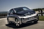 BMW i3: More than 3,000 vehicles sold in September 2015 (PRNewsFoto/BMW Group)