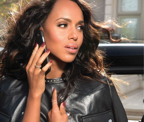 OPI TEAMS WITH ACTRESS KERRY WASHINGTON ON FALL/WINTER COLLECTION (PRNewsFoto/O.P.I)