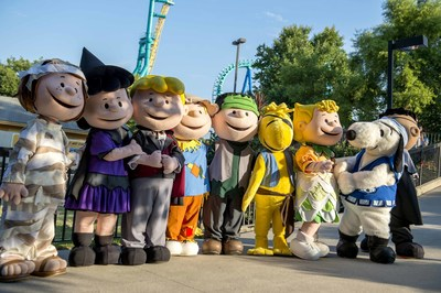 The Great Pumpkin Festival provides a festive, family-friendly experience that features PEANUTS characters, trick-or-treat stations, a foam pit, a petting zoo, numerous Halloween decorating activities, spectacular live entertainment and all the fun of Planet Snoopy!