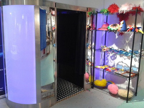 Photo Booth Hire that is Fun and Festive is Now Available from Neon Events Ltd.  (PRNewsFoto/Neon Events Ltd)