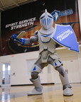 Lynn University reveals Lance, its new Fighting Knights mascot