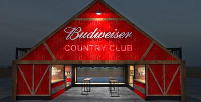 Budweiser Announces Budweiser Country Club
