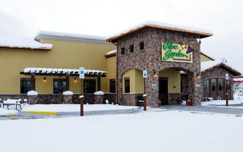 Olive Garden Italian Restaurant Opens First Location In Alaska