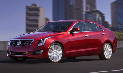 Esquire Magazine recently named the Cadillac ATS it's Car of the Year for 2012 and the Joliet, IL Cadillac dealership is very excited about the honor.  (PRNewsFoto/Bill Jacobs Cadillac)