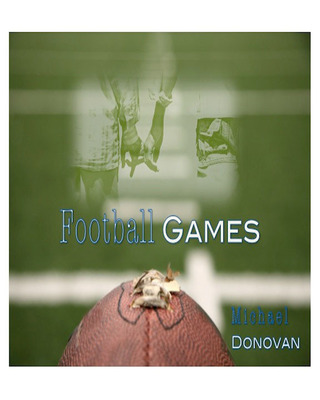 NFL Star Player Comes Out of the Closet...in New Book!  (PRNewsFoto/Michael Donovan)