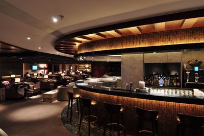 Plaza Premium Lounge, Chek Lap Kok International Airport- Hong Kong