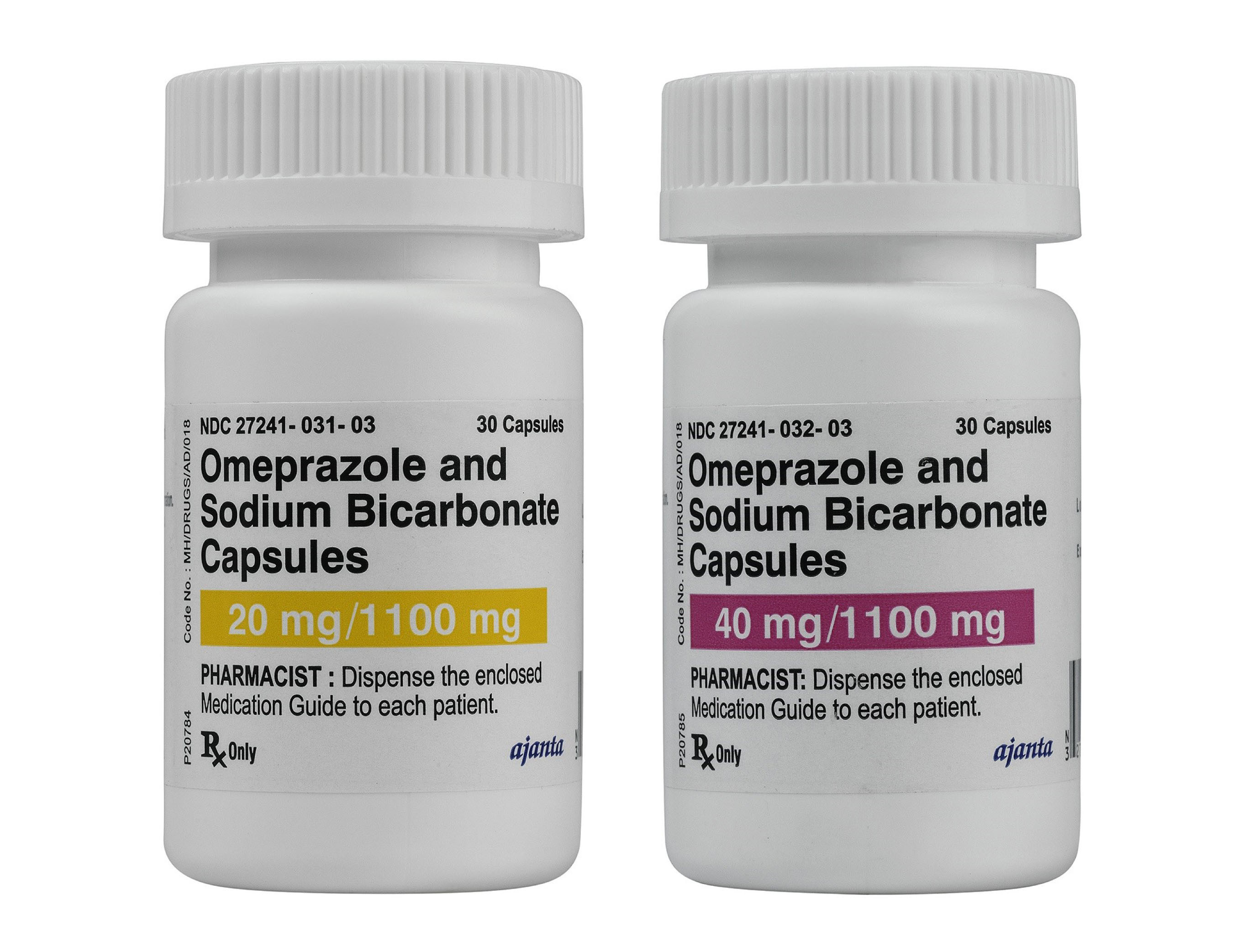 Ajanta Pharma Announces the Approval and Launch of Omeprazole and Sodium Bicarbonate Capsules