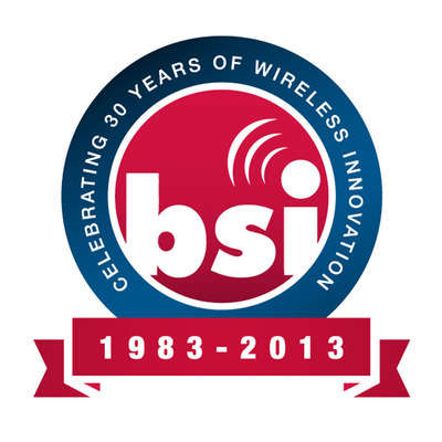 Broadcast Sports, Inc. (BSI) logo.  (PRNewsFoto/Broadcast Sports, Inc.)