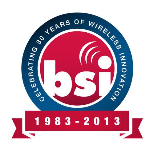Broadcast Sports, Inc. (BSI) logo.  (PRNewsFoto/Broadcast Sports, Inc.)