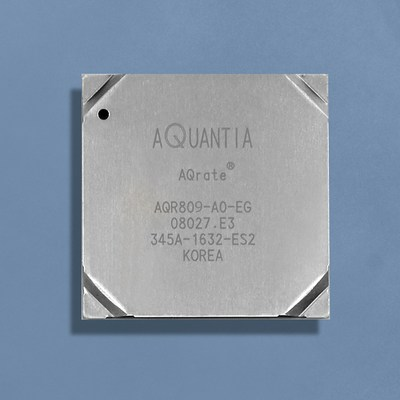 Industry's First Octal Multi-Gig PHY from Aquantia