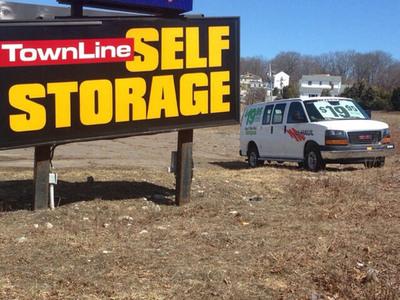Visit Townline Self Storage in Malden, Mass., Now Offering U-Haul Rentals for All Your Moving Needs.  (PRNewsFoto/U-Haul)