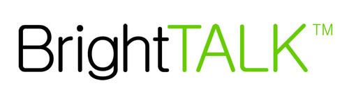 BrightTALK Logo.  (PRNewsFoto/BrightTALK)