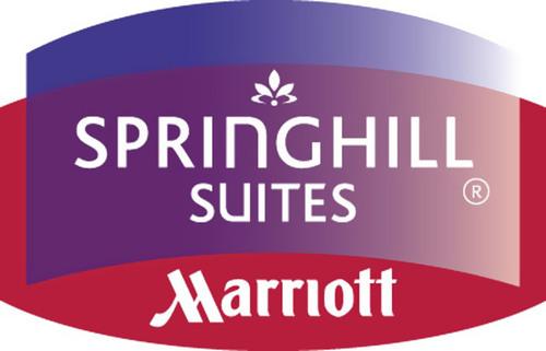SpringHill Suites logo.  (PRNewsFoto/Marriott International)