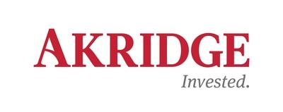Akridge Logo.  (PRNewsFoto/Akridge)