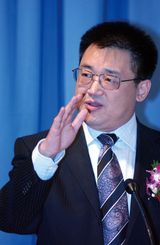 Rongxiang Xu, 2013  Golden Biatec Award Winner for Organ Regeneration Science.  (PRNewsFoto/Dr. Rongxiang Xu)