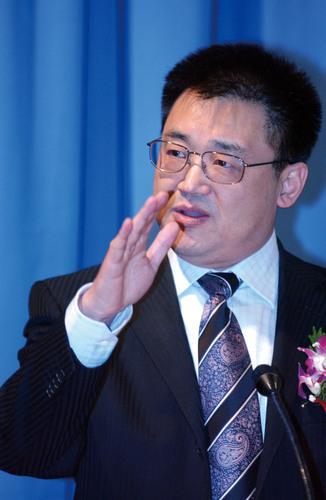 Rongxiang Xu, 2013 Golden Biatec Award Winner for Organ Regeneration Science. (PRNewsFoto/Dr. Rongxiang Xu) (PRNewsFoto/DR. RONGXIANG XU)