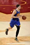 Golden State Warriors sharpshooter Klay Thompson in KT1 shoes