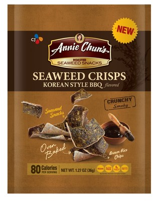 Annie Chun's New Korean Style BBQ Crisps