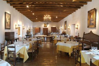 Restaurante Dona Paula at Vina Santa Rita Winery.