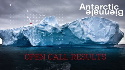 Winners of the Antarctic Biennale Open Call for Artists