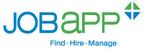 JobApp Logo.  (PRNewsFoto/JobApp Plus)