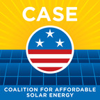 Coalition for Affordable Solar Energy (CASE).  (PRNewsFoto/Coalition for Affordable Solar Energy)