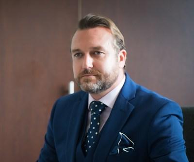 Clive Gibbons - Managing Director Vistra Cayman Trust Ltd (PRNewsFoto/Vistra)